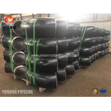 Customized for High Temperature Steel Pipe Fitting A234 WP11 Class 2 Alloy Fittings B16.9 supply to Bahamas Exporter