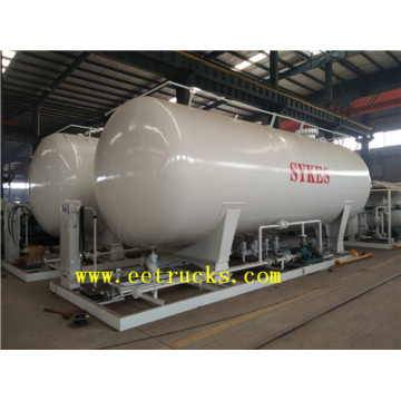 50000L 20ton Skid Mounted LPG Filling Stations