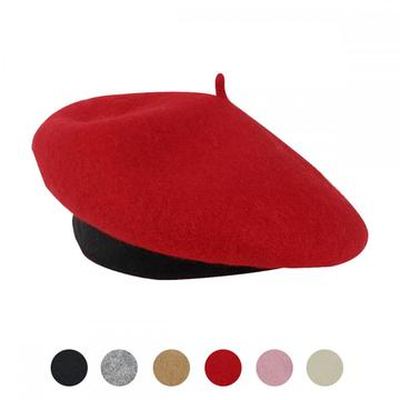 YouGa Women French Adjustable Beret Hats Berets