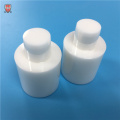 low thermal conductivity  zirconia ceramic shaft rod