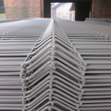 Welded Wire Curved Fence
