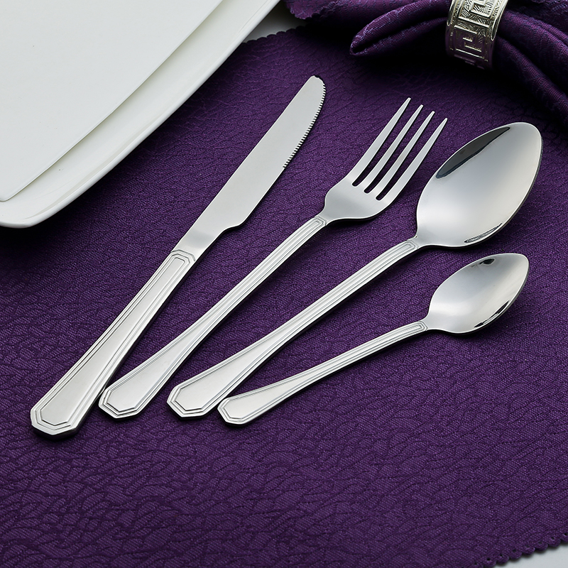 13-0 Charming Stainless Steel Flatware