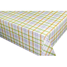 Pvc Printed fitted table covers Table Linens India