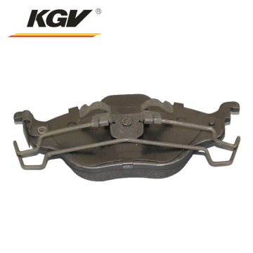 Brake Pads for OPEL Astra G with Emark