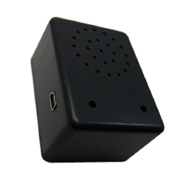 Usb motion sensor voice recorder