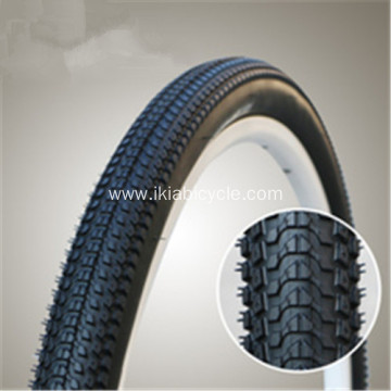 Black Color Bike Tire
