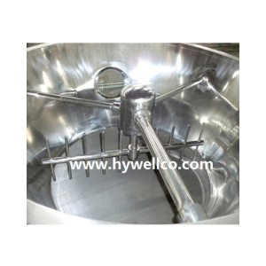 Powder Material Boiling Drying Machine