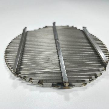 Circular Stainless Steel Perforated Sieve Plate