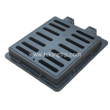 High Intensity SMC FRP Plastic Mahhole Cover