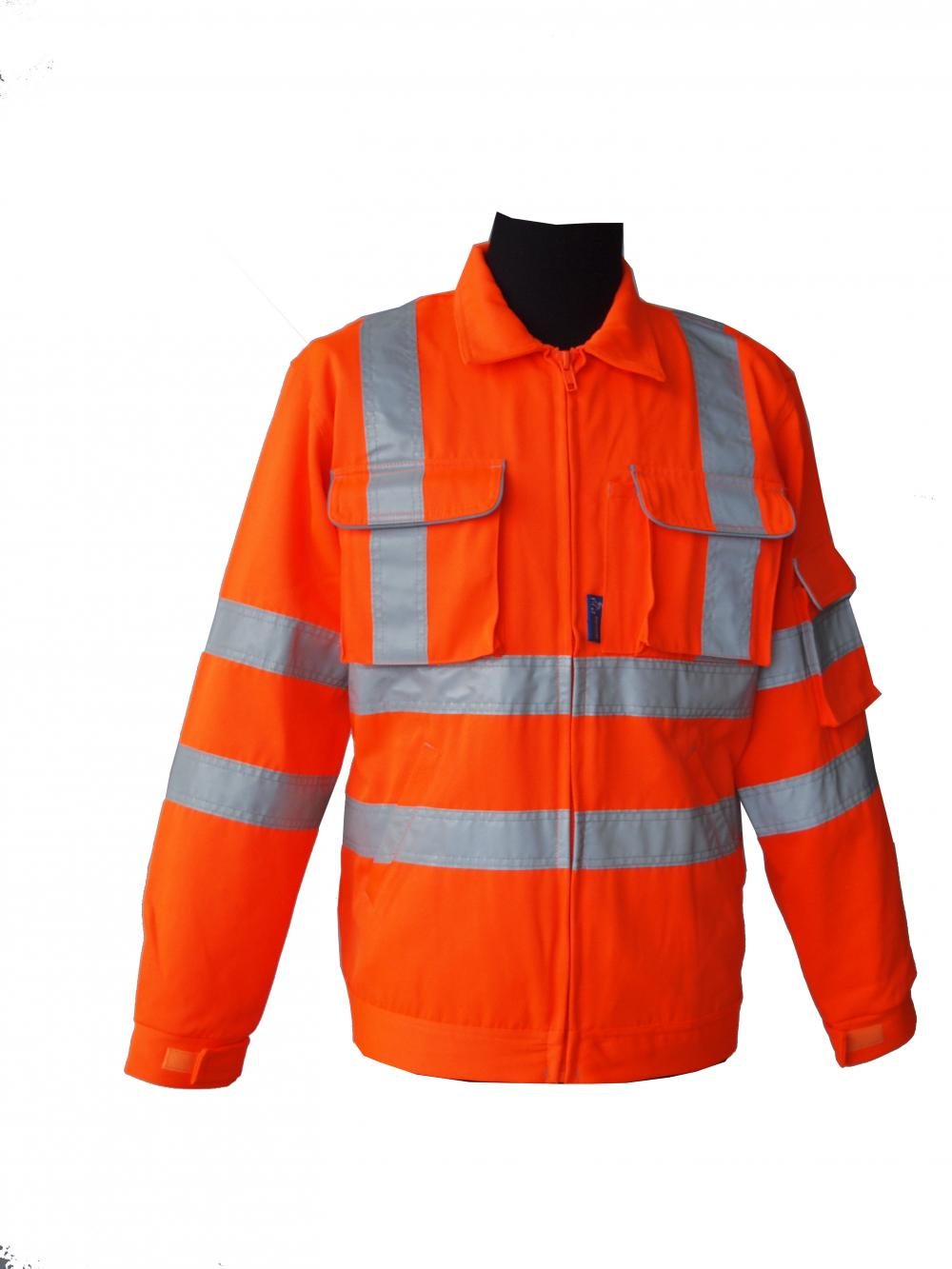 High Visibility Working Safety Jacket