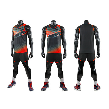 Sublimation sport vest for running