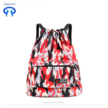 Waterproof portable folding bag for outdoor travel