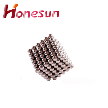 Toy Coated Nickel 5mm Ball For Kids