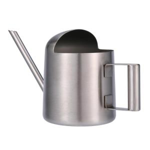 Home Garden Extended Nozzle Stainless Steel Spray Pot