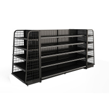China for Gondola Shelving Convenience Store Gondola Display Racking export to Sudan Wholesale