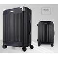 The best colorful pc spinner luggage set