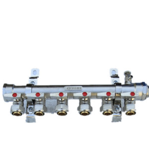 WATER SEPERATOR FOR PE-RT PIPES LINE