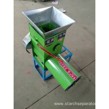 Wholesale Price for Small Starch Separator Machine,Industrial Starch Production,Starch Separator Machine Manufacturers and Suppliers in China Small mini pueraria beater export to Netherlands Manufacturers