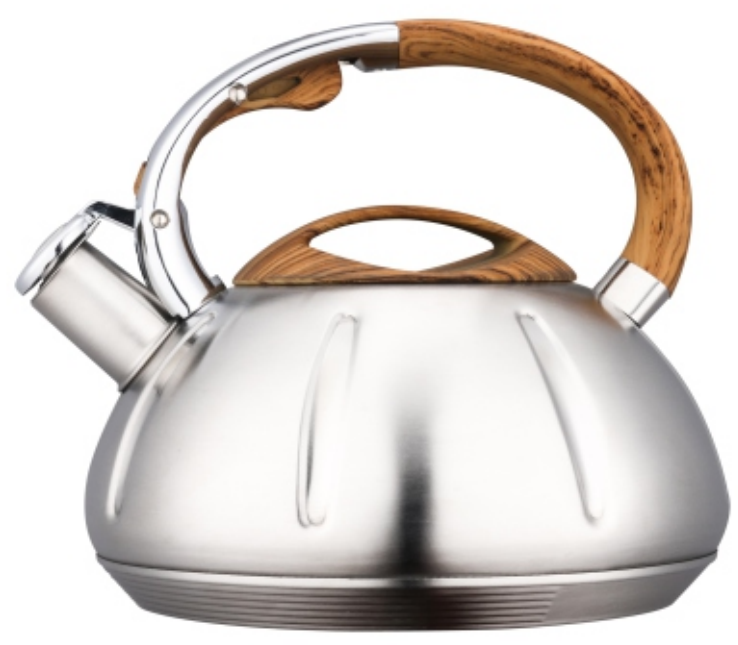 3.0L Stainless Steel Whistling Teakettle