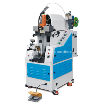 Hydraulic Automatic Cementing Heel Seat Lasting Machine