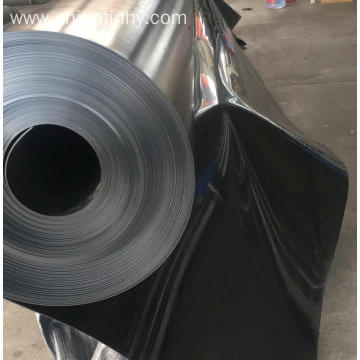 Black High Density Polyethylene Pond Liner