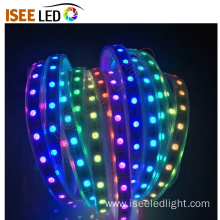 Black WS2811 RGB Led Strip Light