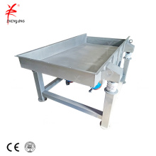 High efficient mining sand and gravel construction vibrating separator screening price