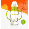 5oz Baby PP Milk Feeding Bottle With Handle