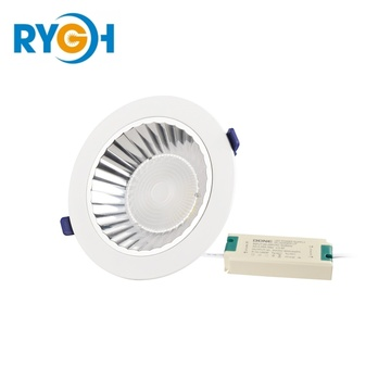 High Quality 30w COB LED Down Light Fixtures