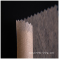 Washable tear-resistant soft  non woven interlining