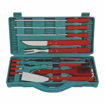 12pcs BBQ set for picnic