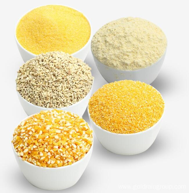 High Quality Maize Flour Mill