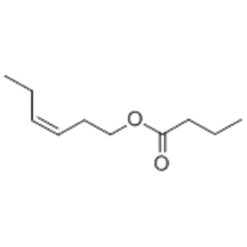 CIS-3-HEXENYL BUTYRATE CAS 16491-36-4