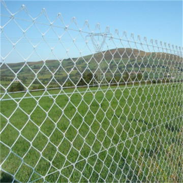 Chain Link Fence Application as Field Fence