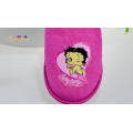 Pink Terry Towel Slipper Children Terry Slipper