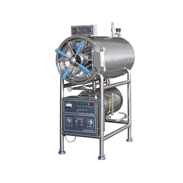 horizontal steam sterilizer autoclave