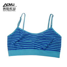 China for Women Vest Wholesale Young Women Comfortable Seamless Sling Vest export to Germany Manufacturer