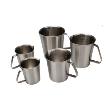 Milk Cup Milk Frothing Pitcher Measuring Cup
