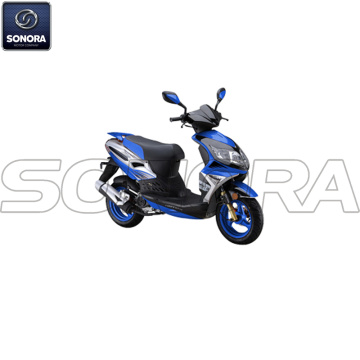 Benzhou FIRE FOX Body Kit Scooter Complete Spare Parts Original Quality