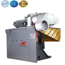 Efficiency Steel Shell Induction Heating Furnace