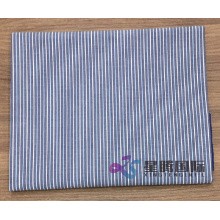 Cheapest Factory for 100% Cotton Yarn Dyed Poplin Fabric Stripe Design For Casual Wear supply to Kuwait Manufacturers