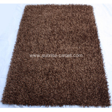 Polyester Yarn Shaggy Carpet for Home