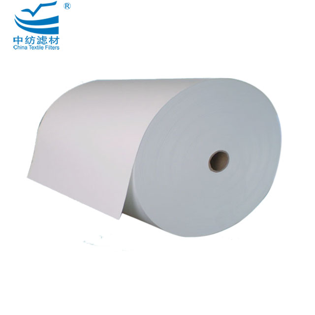 High Efficiency Meltblown Nonwoven Filter Paper