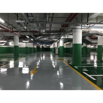 Parking lot epoxy resin thin coating floor paint