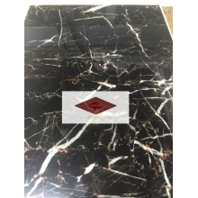 The new decoration materials pvc marble uv sheet