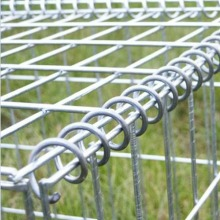 Welded Mesh Gabion Retaining Wall