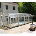 Screen Patio How To Build A Pool Enclosure