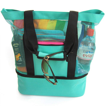 Outdoor Beach Tote Lunch Food Cooler Bag