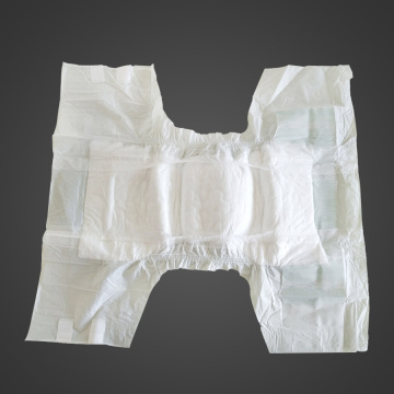 Adult Leak Guard Medical Diaper with Tabs