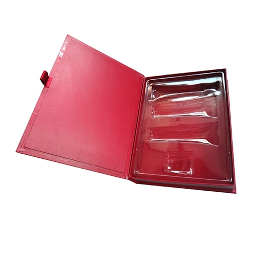 Square Book Shape Cosmetic Packaging Box